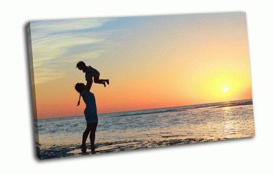 Картина мама с ребёнком