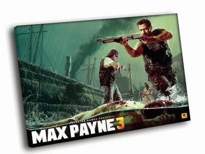 Картина max payne 3