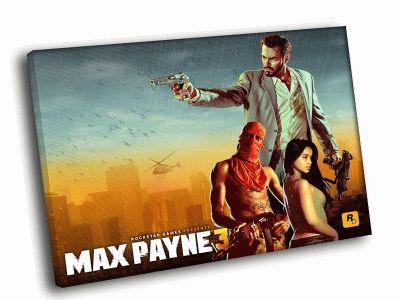 Картина max payne 3a