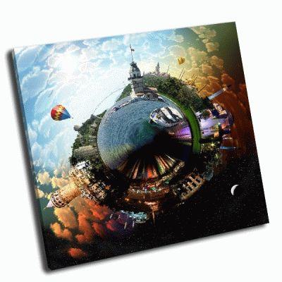 Картина миниатюрная планета стамбула