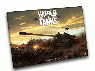 Картина мир танков