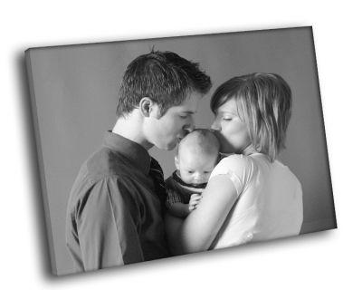 Картина молодая семья
