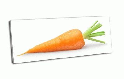 Картина морковь