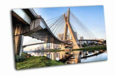 Картина мост октавио фриас де оливейра