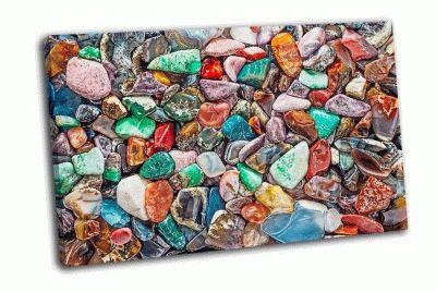 Картина натуральные полудрагоценные камни