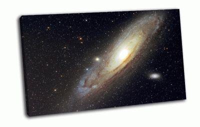Картина небо и звезды