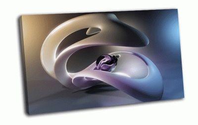 Картина необычные формы
