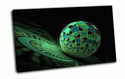 Картина необыкновенный шар