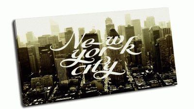 Картина new-york city