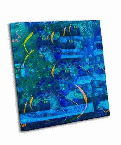 Картина образ на стекле