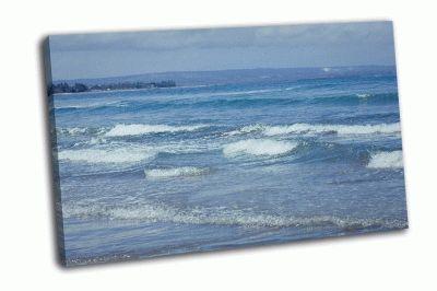Картина океанские волны на бали