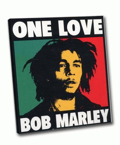 Картина one love bob marley