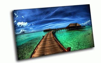Картина отдых на островах