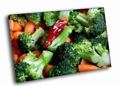 Картина овощная смесь
