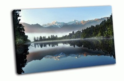 Картина озеро мэтисон