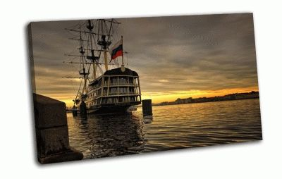 Картина петербургский голландец