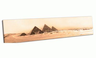 Картина пирамиды гизы, египет