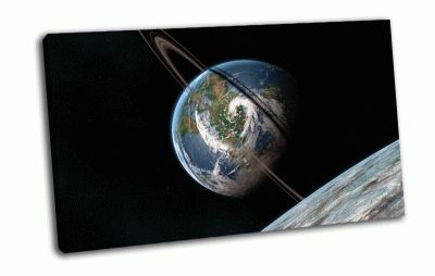 Картина планета