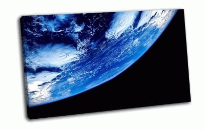 Картина планета земля