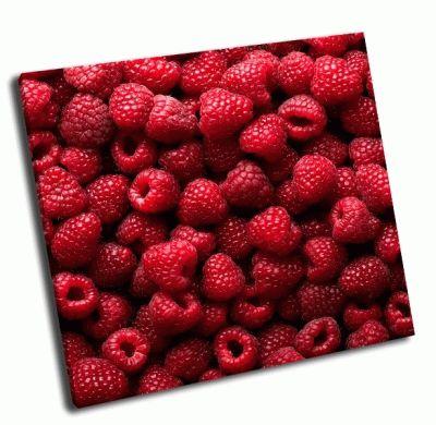 Картина плоды малины-2