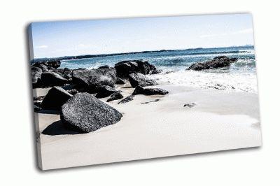 Картина пляж в квинсленд