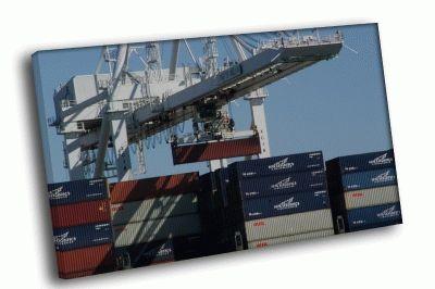 Картина порт
