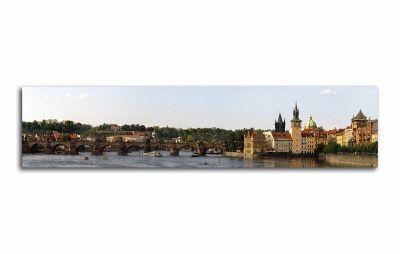 Картина прага старый город, карлов мост