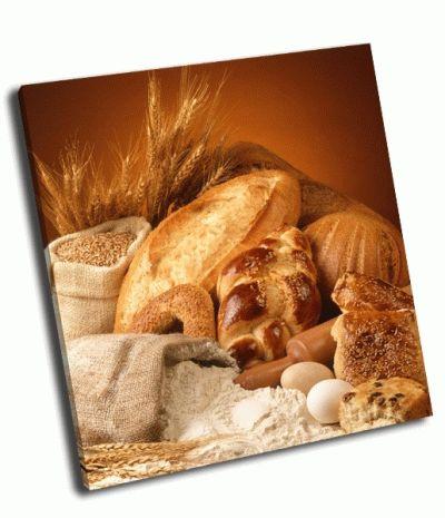 Картина пшнечный хлеб