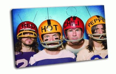 Картина red hot chill peppers