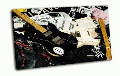 Картина рок-музыка