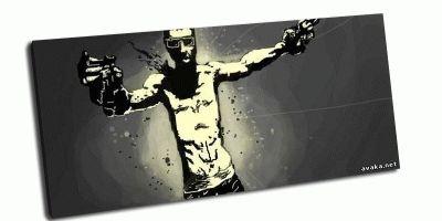 Картина рок-н-рольщик