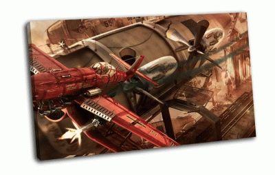 Картина самолеты