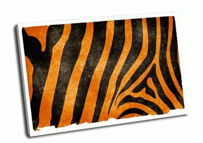 Картина шкура тигра