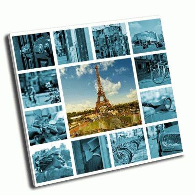 Картина символы парижа