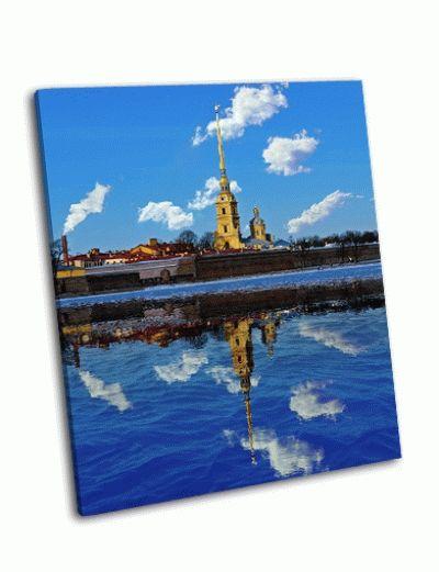 Картина собор св.петра и павла