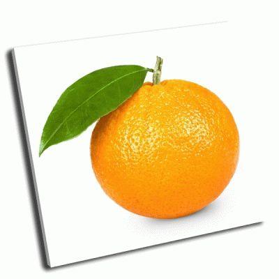 Картина спелый апелсин