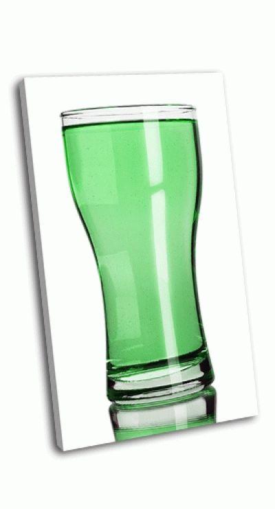 Картина стакан сока