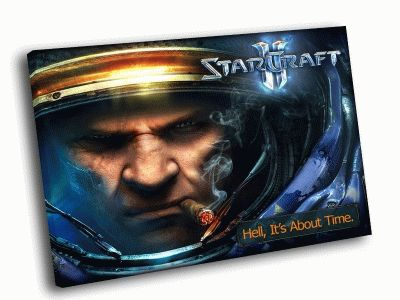 Картина starcraft ii