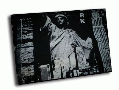 Картина статуя свободы