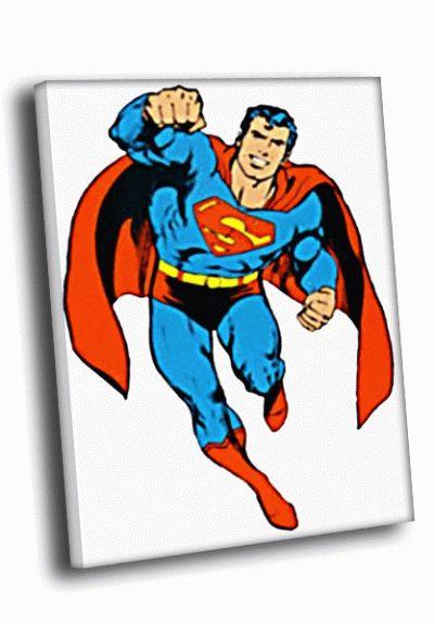 Картина superman
