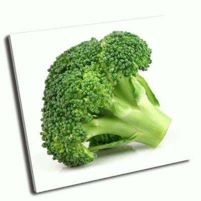 Картина свежая брокколи