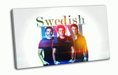 Картина swedish house mafia