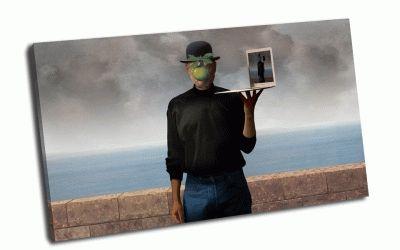 Картина сын человеческий - стив джобс