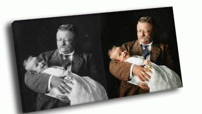 Картина теодор рузвельт