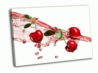 Картина три вишни