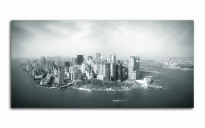 Картина в центре манхэттена