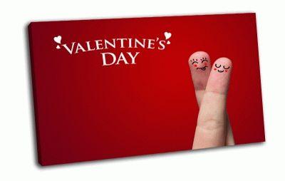 Картина valentine's day
