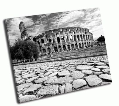 Картина величественный амфитеатр колизей