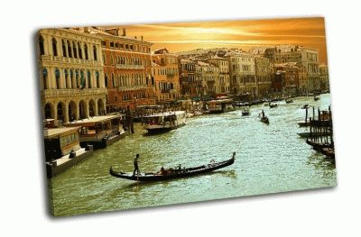 Картина венеция гранд канал