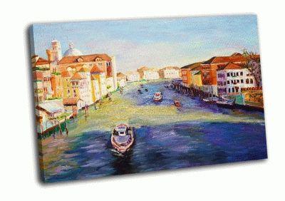 Картина венеция, италия